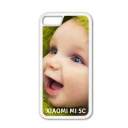 Coque personnalisée pour xiaomi mi 5c à l'aide d'une photo