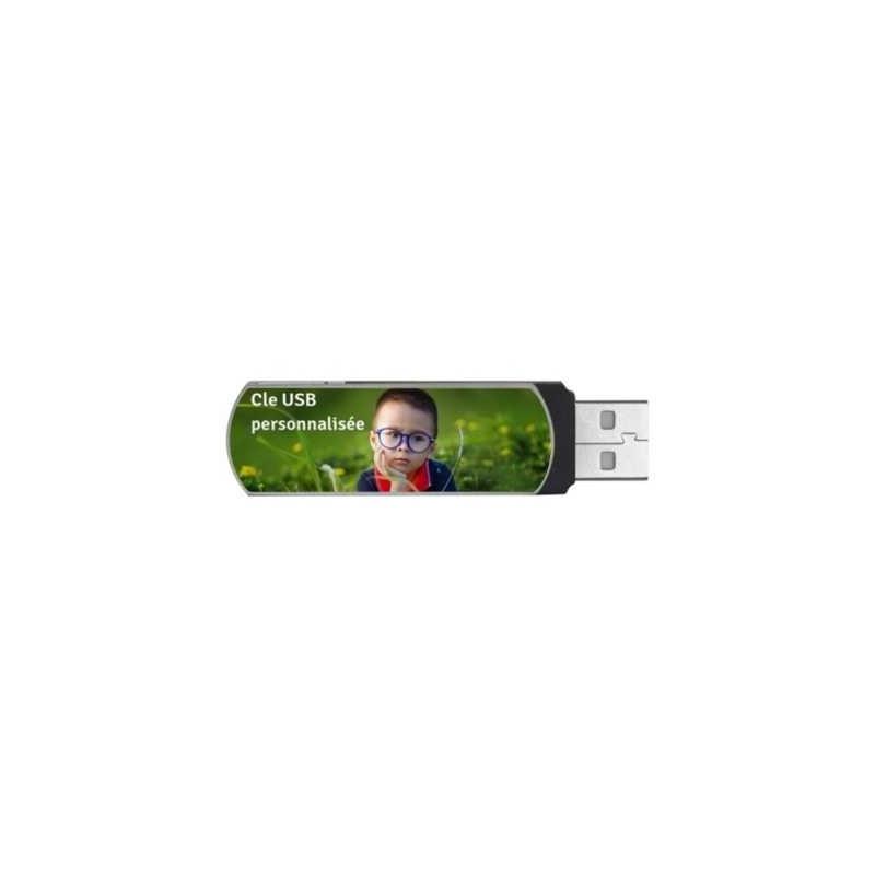 Clef personnalisée USB 8 Go