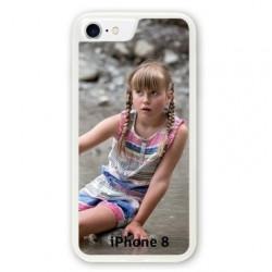 Coque personnalisée CROCODILE pour iPhone 8 à l'aide d'une photo