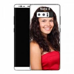 Coque crocodile personnalisée pour Samsung Galaxy Note 8 à l'aide d'une photo
