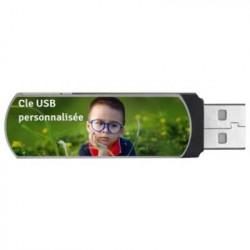Clef personnalisée USB 16 Go