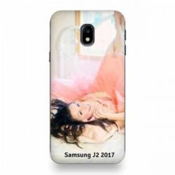 Coque personnalisée pour Samsung Galaxy J2 2017 à l'aide d'une photo