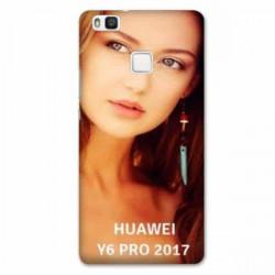 Coque personnalisée pour huawei Y6 Pro 2017 à l'aide d'une photo