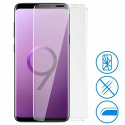 FILM de protection EN VERRE TREMPE SAMSUNG S9+