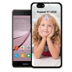 Coque personnalisée pour Huawei Y7 2018 à l'aide d'une photo