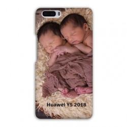 Coque personnalisée pour Huawei Y5 2018 à l'aide d'une photo
