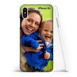 Coque souple personnalisée en silicone pour iPhone Xs