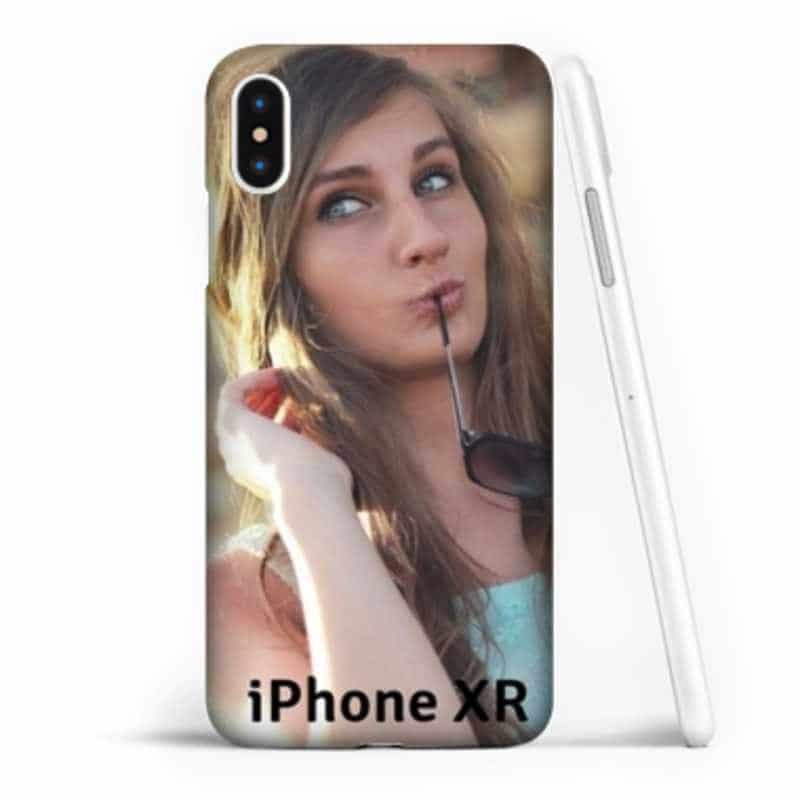 Coque personnalisée pour iPhone Xr à l'aide d'une photo