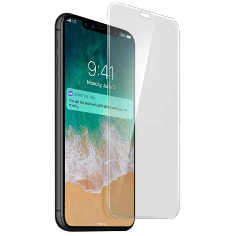 FILM de protection en verre TREMPE pour iPhone Xs