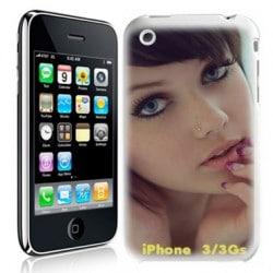 Coque personnalisée pour iPhone 3/3GS à l'aide d'une photo