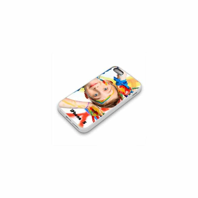 Coque personnalisée pour iPhone 5S à l'aide d'une photo