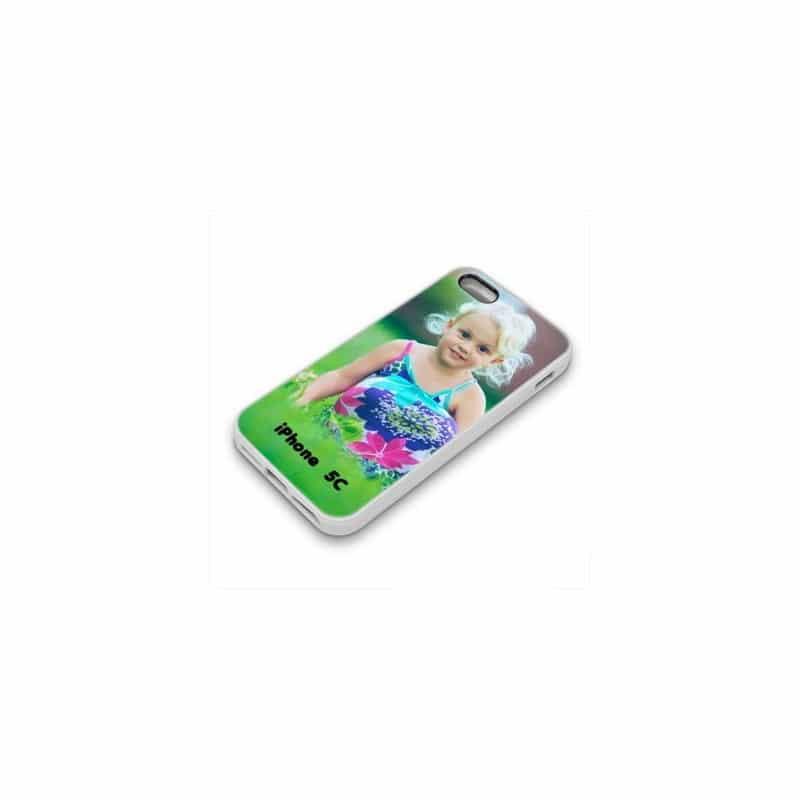 Coque personnalisée pour iPhone 5C à l'aide d'une photo