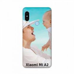 coque personnalisée en gel silicone souple pour xiaomi mi A2