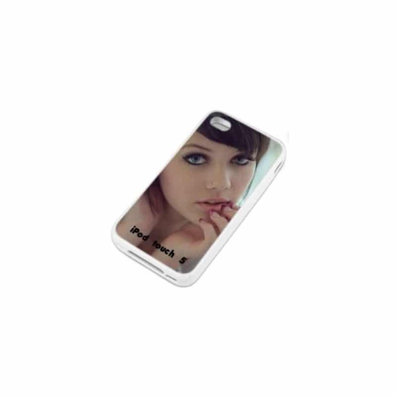 Coque personnalisée pour iPod Touch 5 à l'aide d'une photo