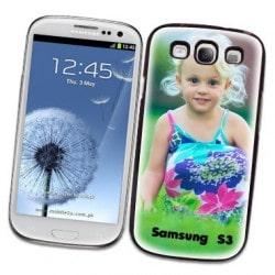 Coque personnalisée pour Samsung Galaxy S3 à l'aide d'une photo