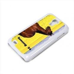 Coque personnalisée pour Samsung Galaxy S4 à l'aide d'une photo