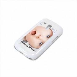 Coque personnalisée pour Samsung Galaxy S4 mini à l'aide d'une photo