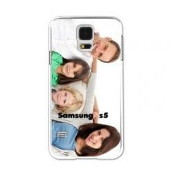 Coque personnalisée pour Samsung Galaxy S5 à l'aide d'une photo