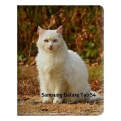 Coque personnalisée pour Samsung Galaxy Tab S4 de 10,5 pouces