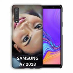 Coque personnalisée pour Samsung Galaxy A7 2018 à l'aide d'une photo