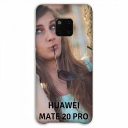 coque personnalisée en gel silicone souple pour Huawei Mate 20 Pro