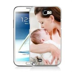 Coque personnalisée pour Samsung Galaxy Note 2 à l'aide d'une photo