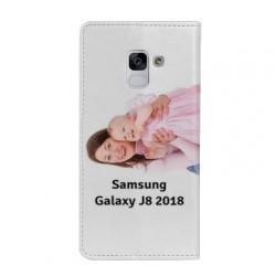 Etui personnalisé pour samsung galaxy J8 2018 à l'aide d'une photo
