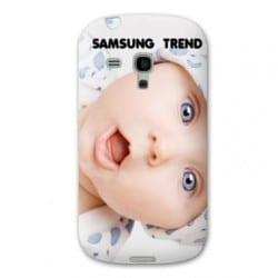 Coque personnalisée pour Samsung Galaxy Trend à l'aide d'une photo