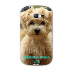Coque personnalisée pour Samsung Galaxy Trend Lite à l'aide d'une photo