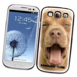 Coque personnalisée pour Samsung Galaxy Core I8260 à l'aide d'une photo