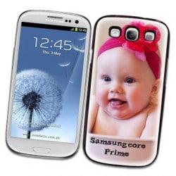 Coque personnalisée pour Samsung Galaxy Core Prime SM-G360 à l'aide d'une photo