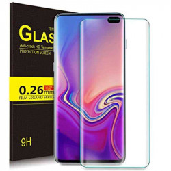 Film de protection en verre trempé SAMSUNG S10 plus