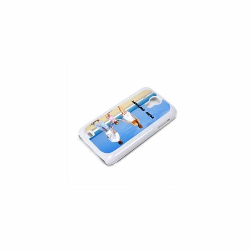 Coque personnalisée pour Samsung Galaxy Mega 6.3 I9200 à l'aide d'une photo