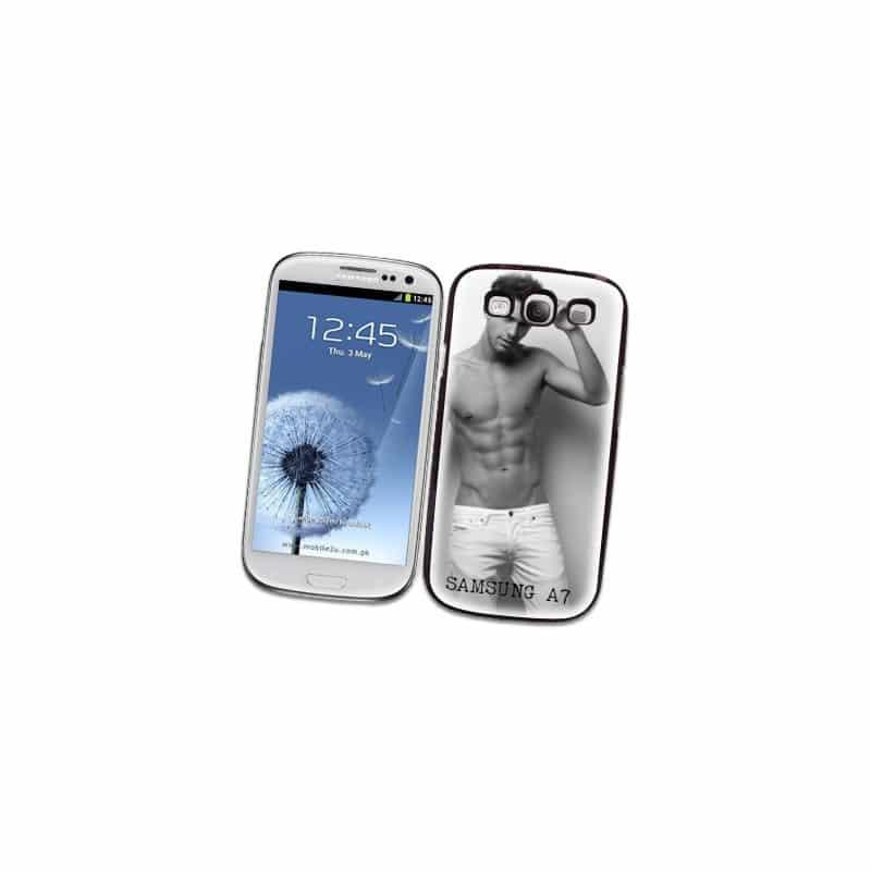 Coque personnalisée pour Samsung Galaxy A7 à l'aide d'une photo