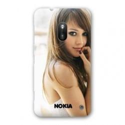 Coque personnalisée pour Nokia Lumia 620 à l'aide d'une photo