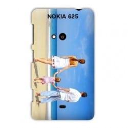 Coque personnalisée pour Nokia Lumia 625 à l'aide d'une photo