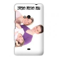 Coque personnalisée pour Nokia Lumia 640 à l'aide d'une photo