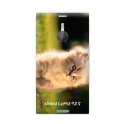 Coque personnalisée pour Nokia Lumia 925 à l'aide d'une photo
