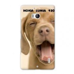 Coque personnalisée pour Nokia Lumia 930 à l'aide d'une photo