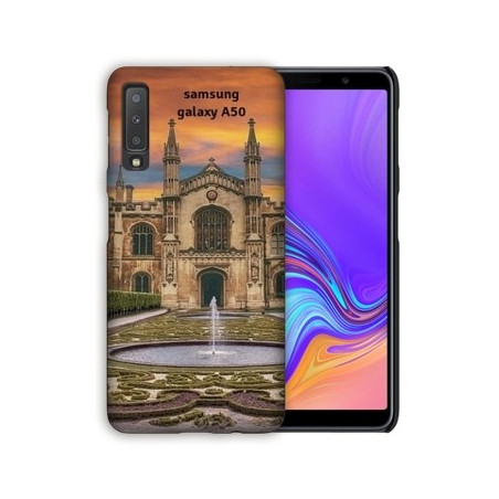 Coques souples PERSONNALISEES pour Samsung Galaxy A50