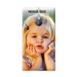 Coque personnalisée pour Nokia Lumia 1520 à l'aide d'une photo