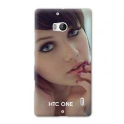 Coque personnalisée pour HTC One M7 à l'aide d'une photo