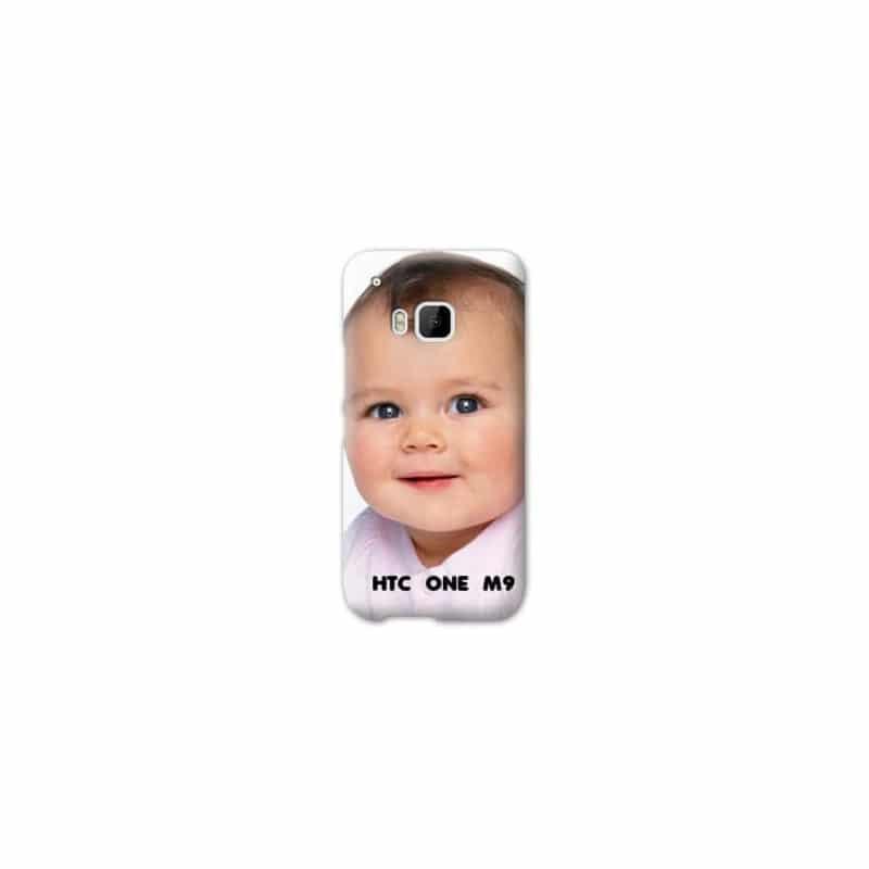 Coque personnalisée pour HTC One M9 à l'aide d'une photo