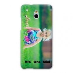 Coque personnalisée pour HTC One mini M4 à l'aide d'une photo