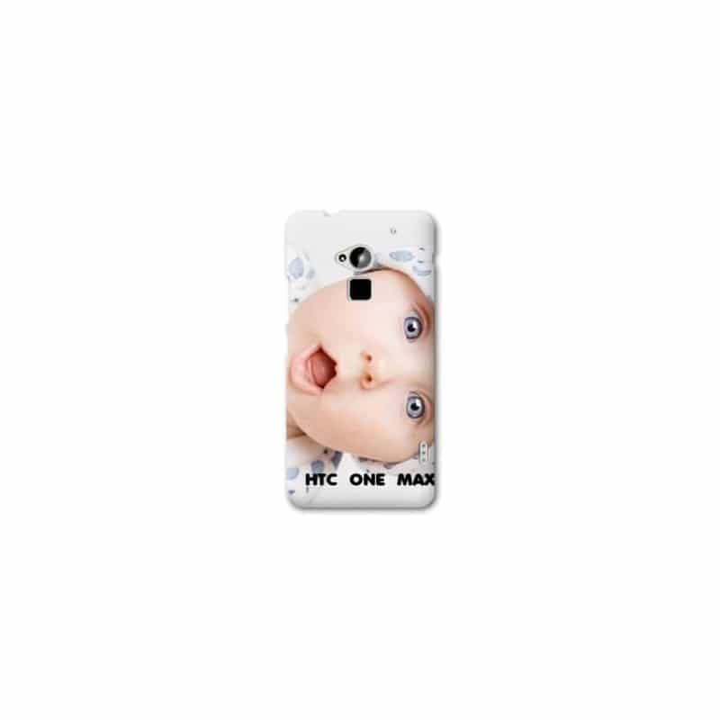 Coque personnalisée pour HTC One max à l'aide d'une photo