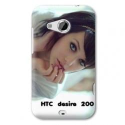 Coque personnalisée pour HTC Desire 200 à l'aide d'une photo