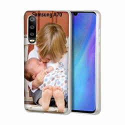 Coques souples PERSONNALISEES pour samsung galaxy A70