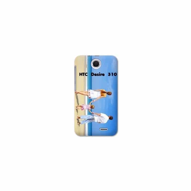 Coque personnalisée pour HTC Desire 310 à l'aide d'une photo