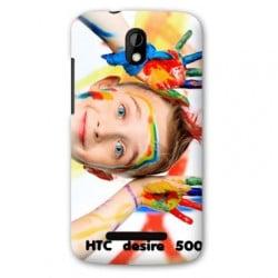 Coque personnalisée pour HTC Desire 500 à l'aide d'une photo