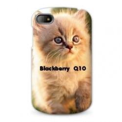 Coque personnalisée pour Blackberry Q10 à l'aide d'une photo